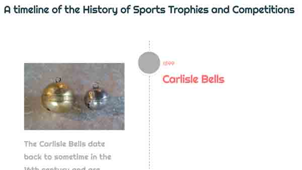 History of Sports