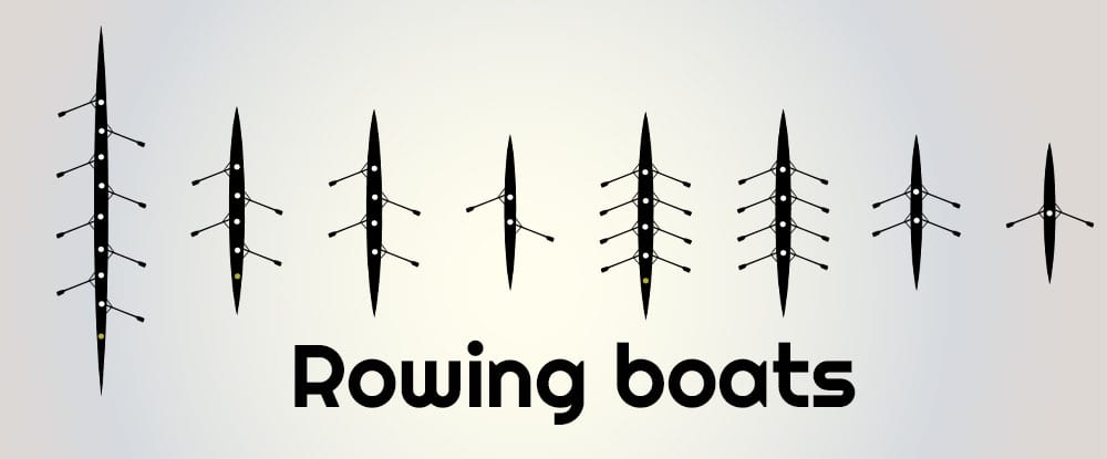 facts about rowing